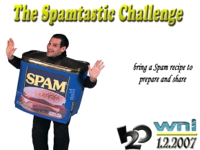 The Spamtastic Challenge
