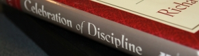 Reflections on Discipline Banner
