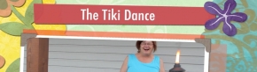 The Tiki Dance Bnner